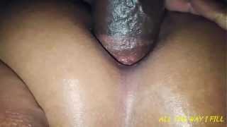 bangladeshi girl first painful anal try on period & creampied